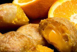 Søde Butterdejsbidder med Appelsincreme